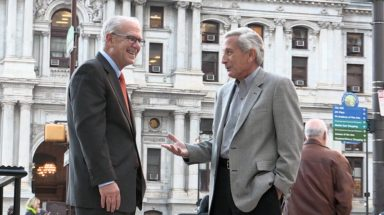 Partners Edward Radetich and George Saitta